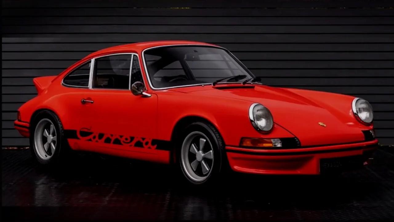Original Porsche 911 Carrera