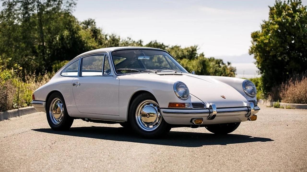 Классический Porsche 911