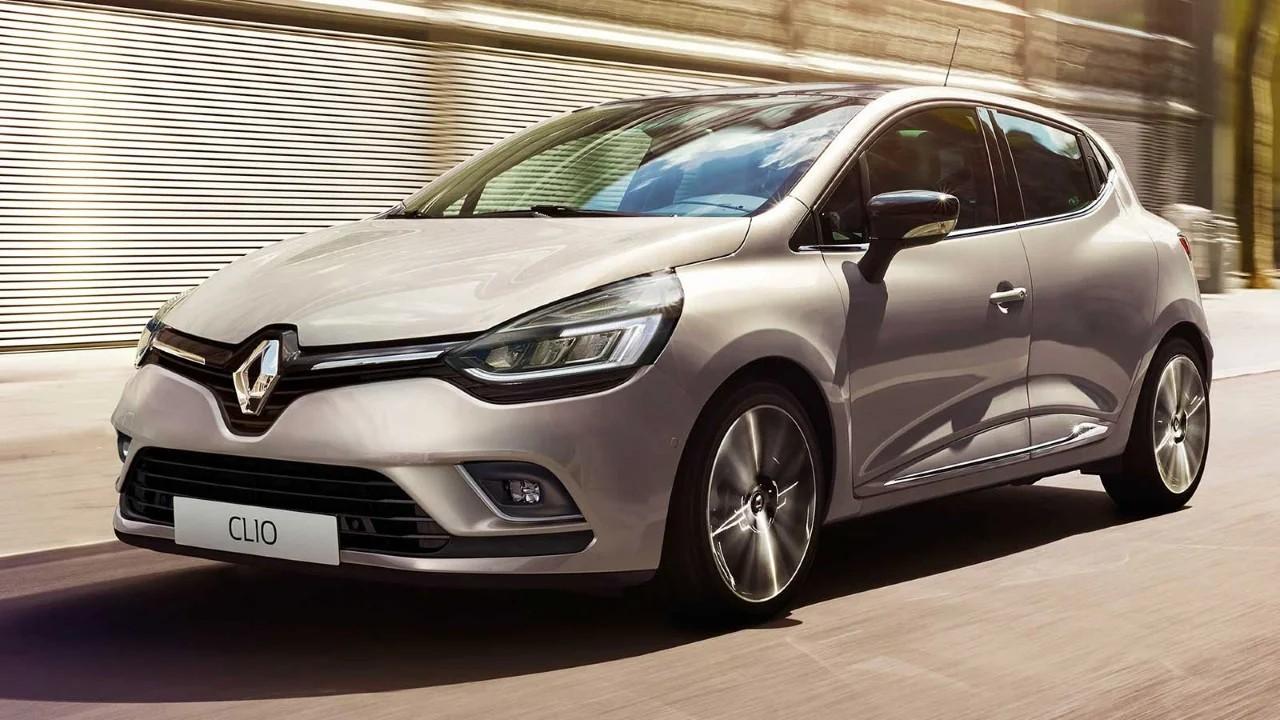 Renault Clio продано более 12 000 000