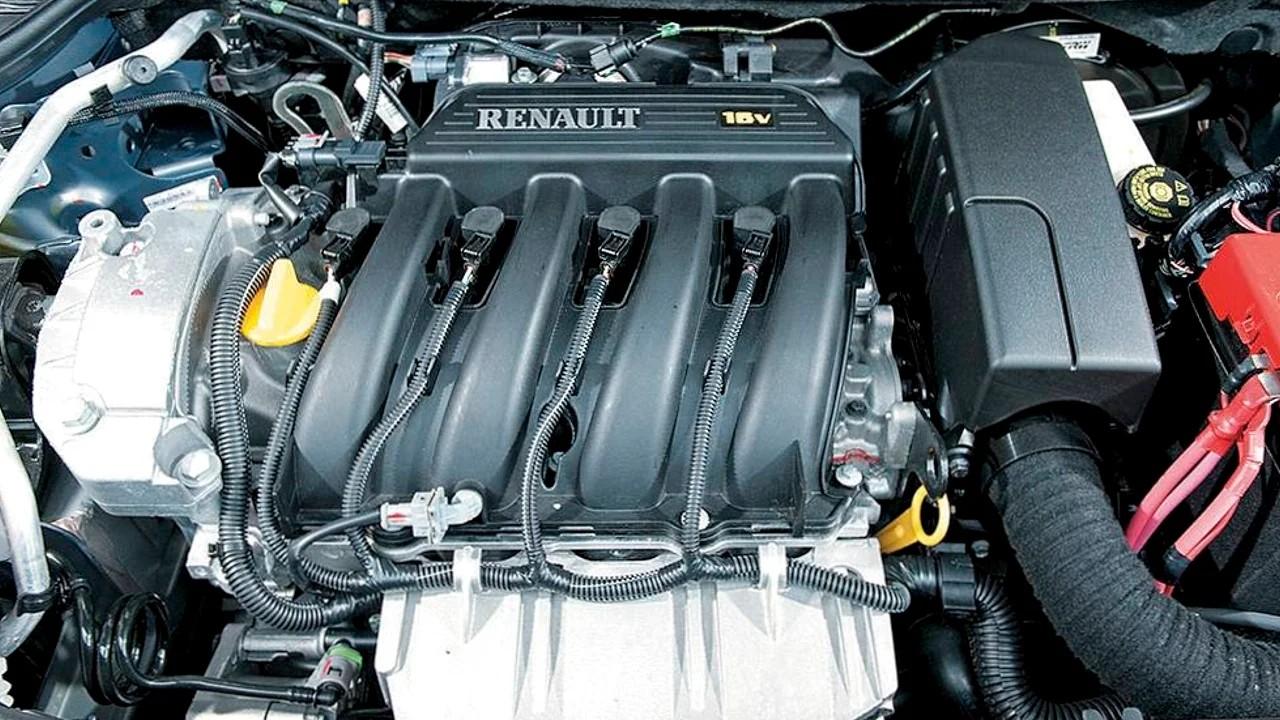 Надёжный двигатель Renault K4M