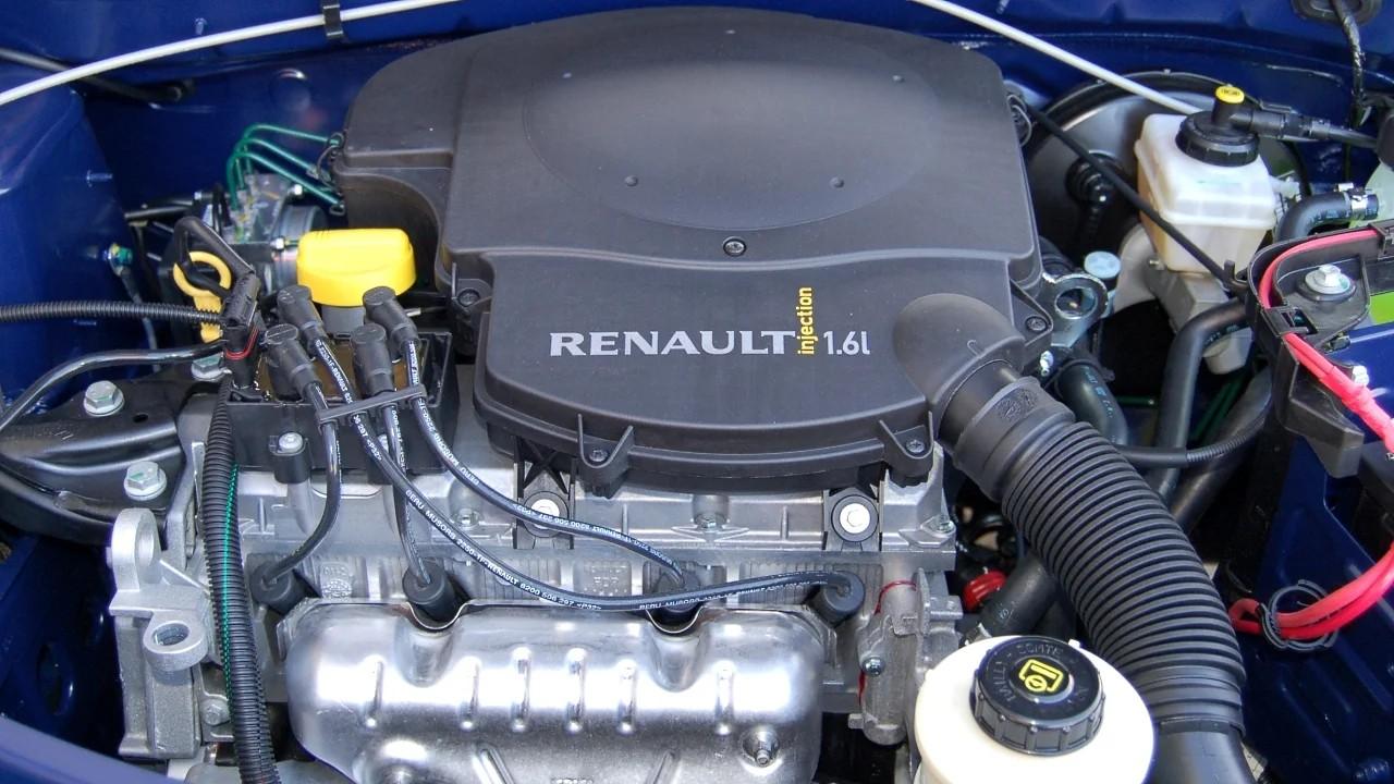 Надёжный двигатель Renault K7M
