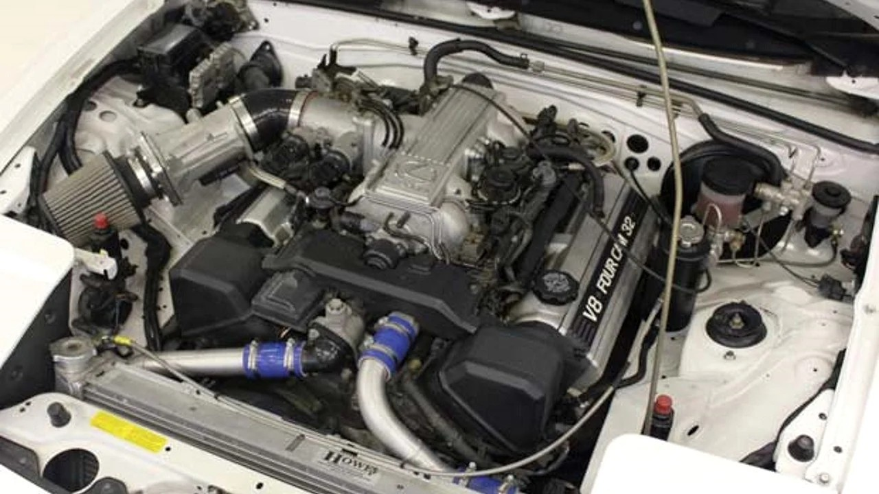 Двигатель миллионник