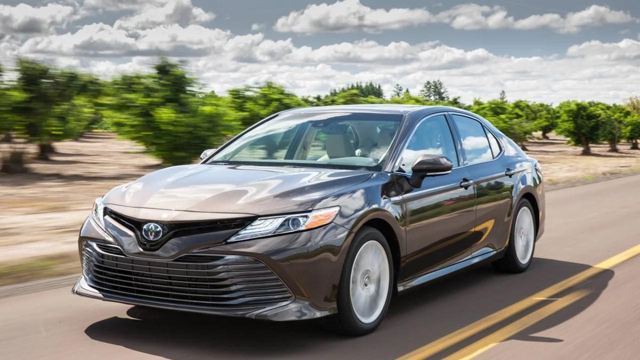Toyota Camry продано более 10 000 000