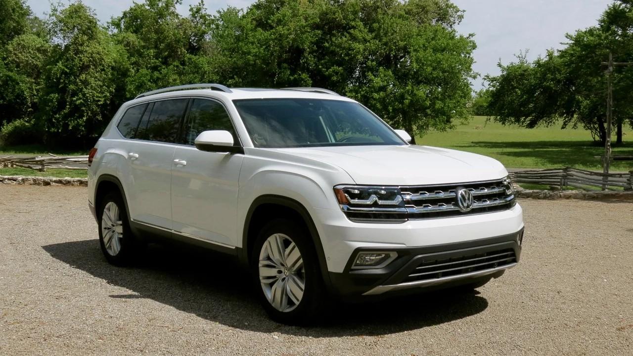 Ненадёжный внедорожник Volkswagen Atlas / Teramont