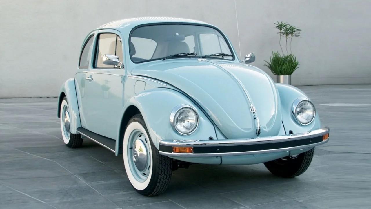 Volkswagen Beetle продано более 19 000 000