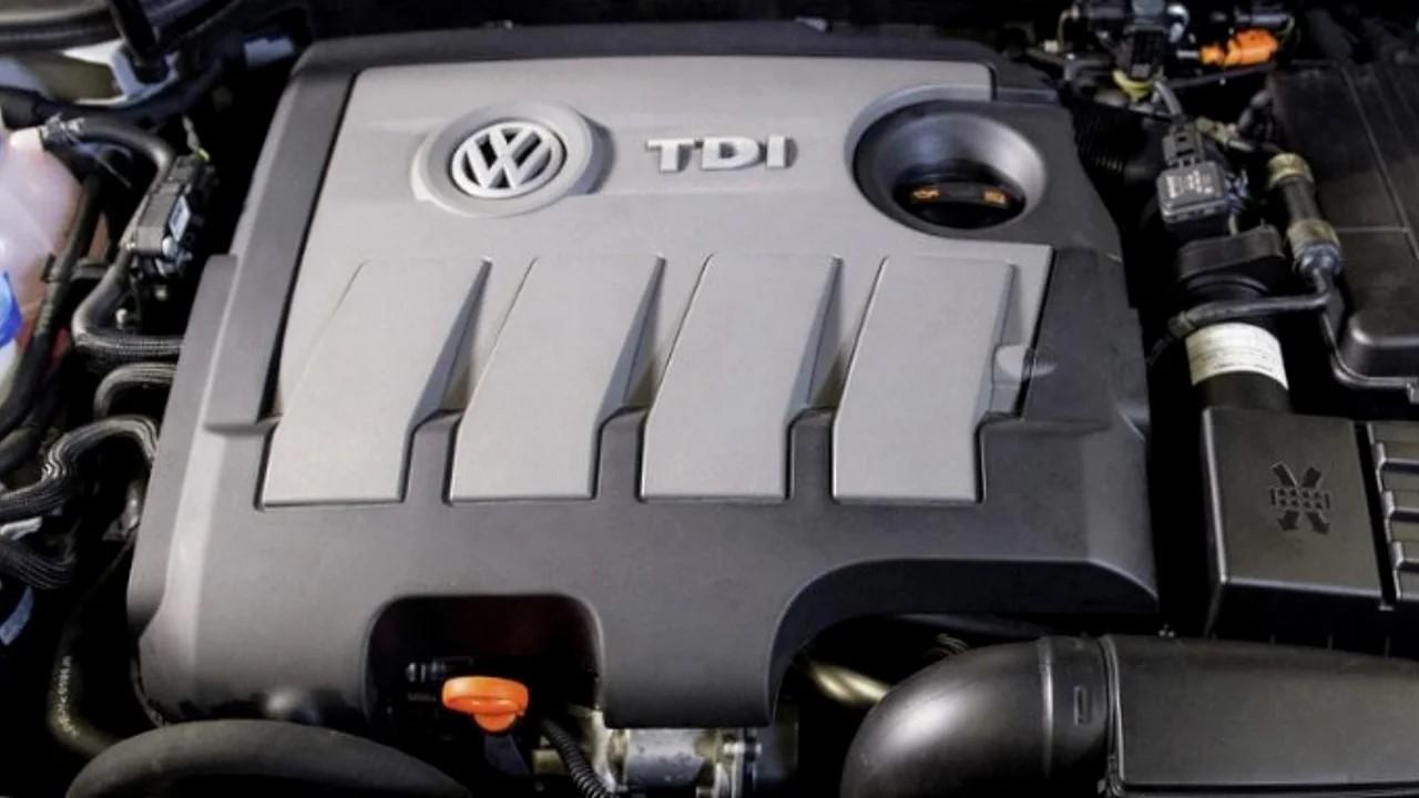 Надёжный дизельный двигатель Volkswagen EA189