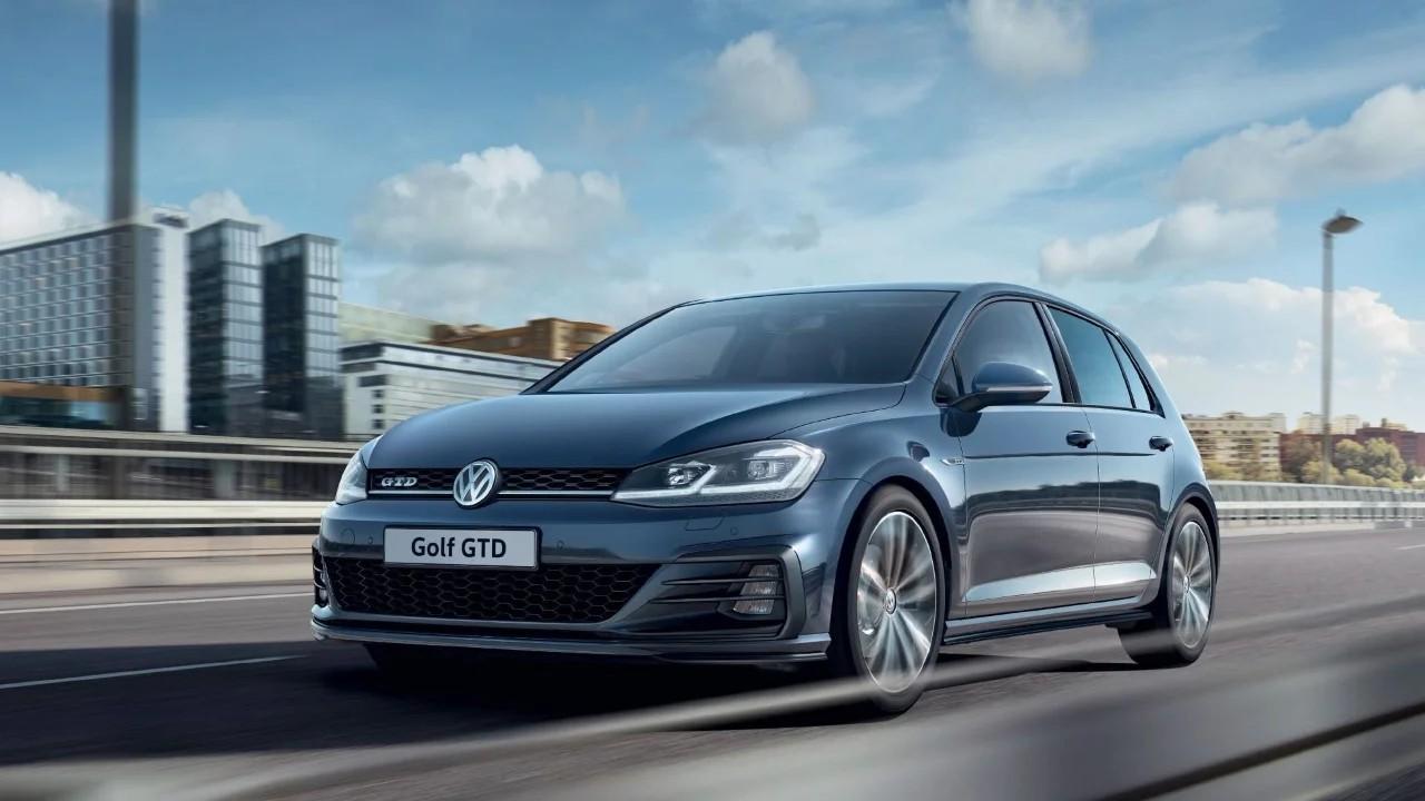 Volkswagen Golf продано более 30 000 000