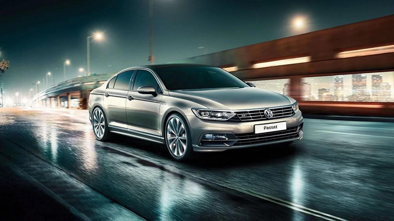 Volkswagen Passat продано более 15 000 000