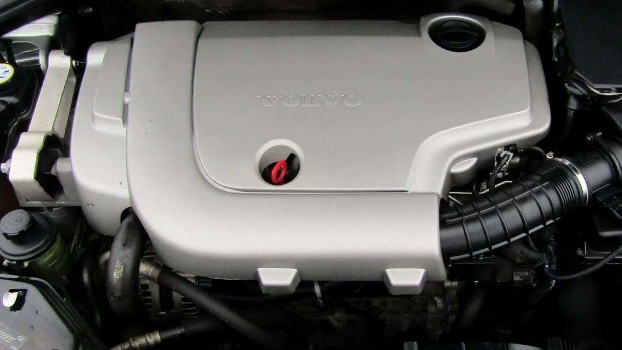 Надёжный дизельный двигатель Volvo D5
