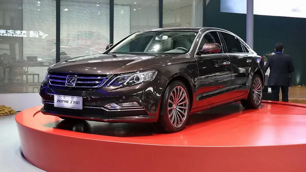 Китайская копия Volkswagen Passat
