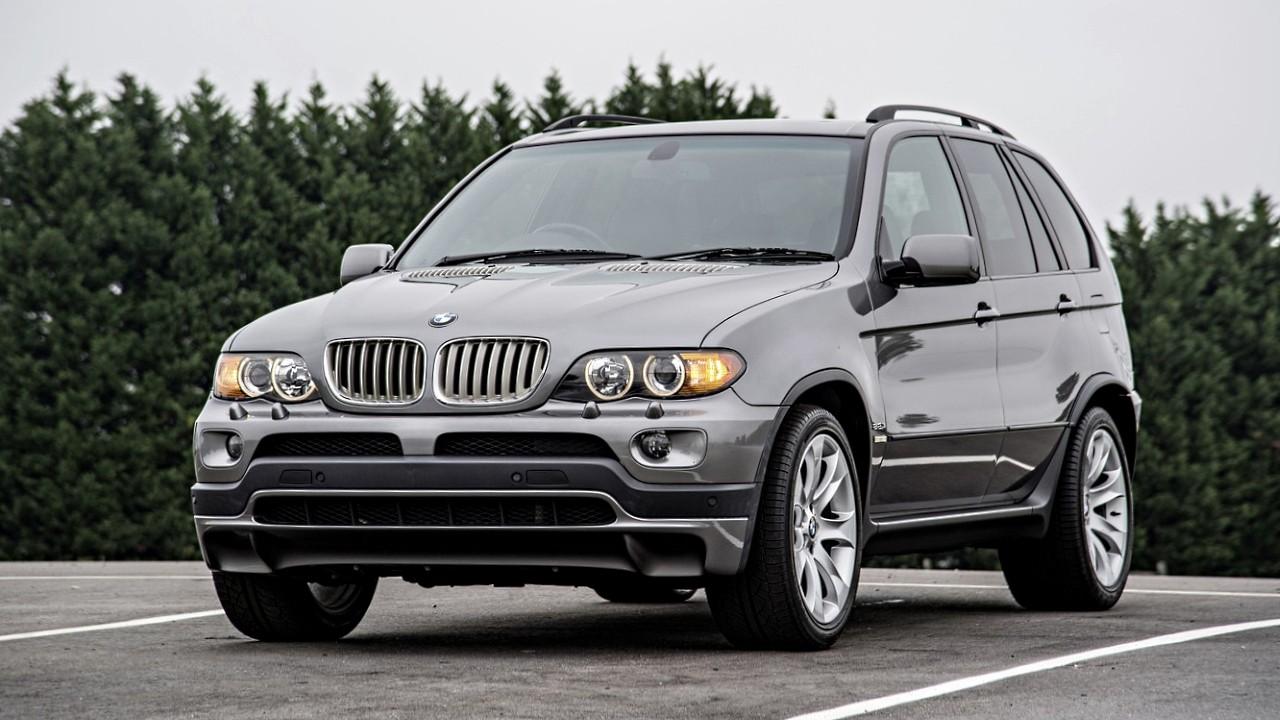 Первый внедорожник BMW