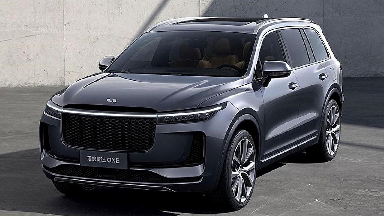 Китайский автомобиль Li One