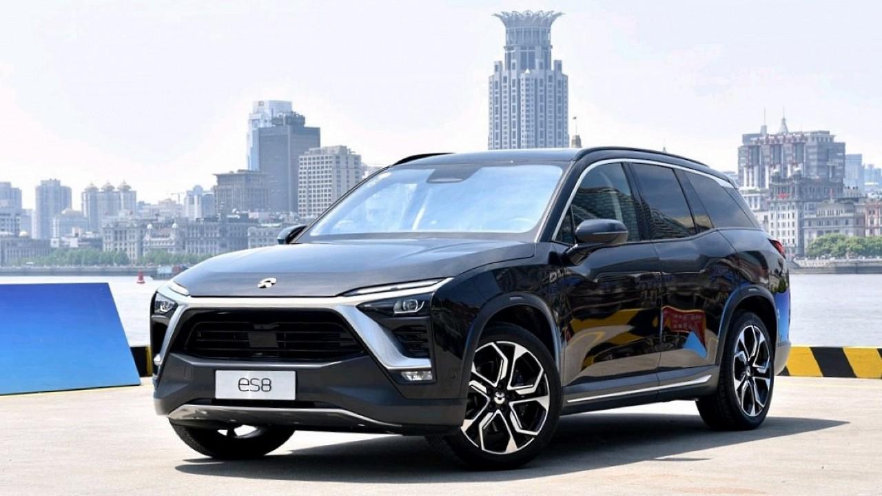Китайский автомобиль Nio ES8