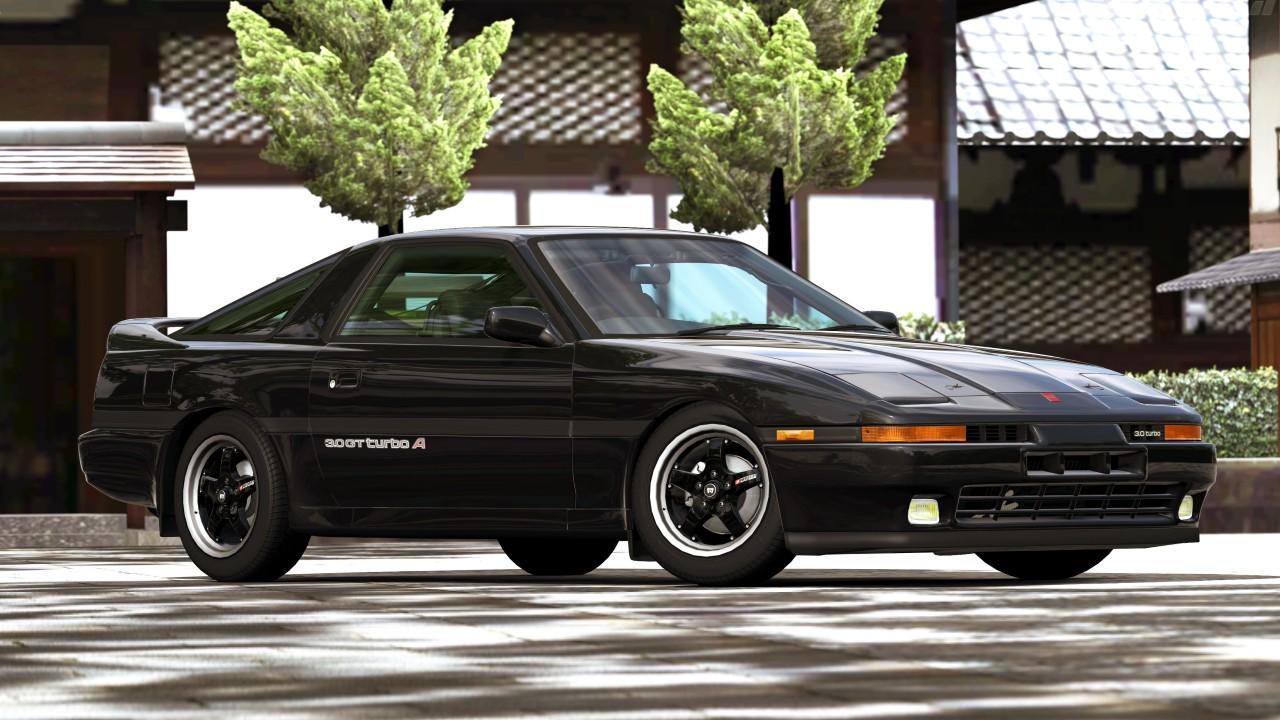 Toyota Supra 3.0 GT Turbo A