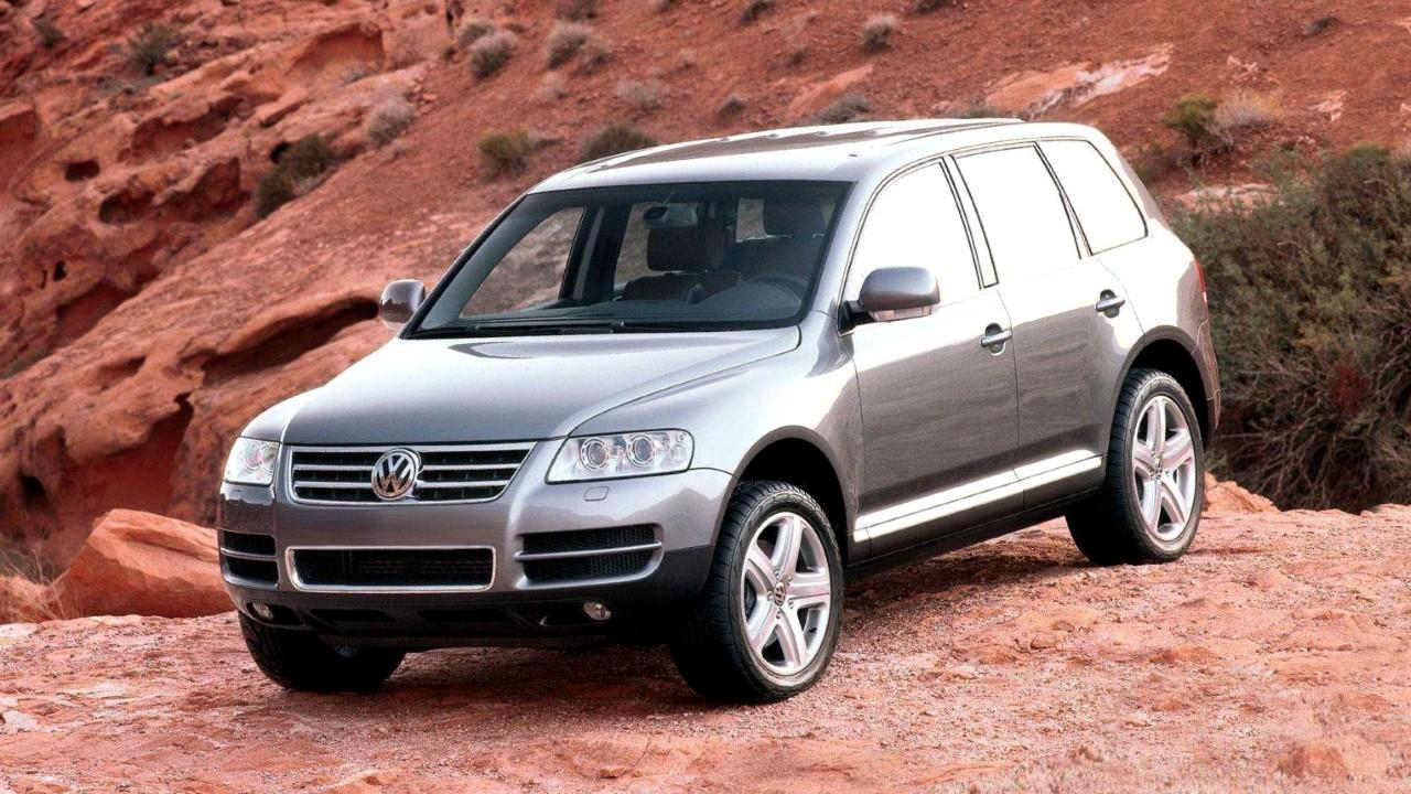 Первый внедорожник Volkswagen