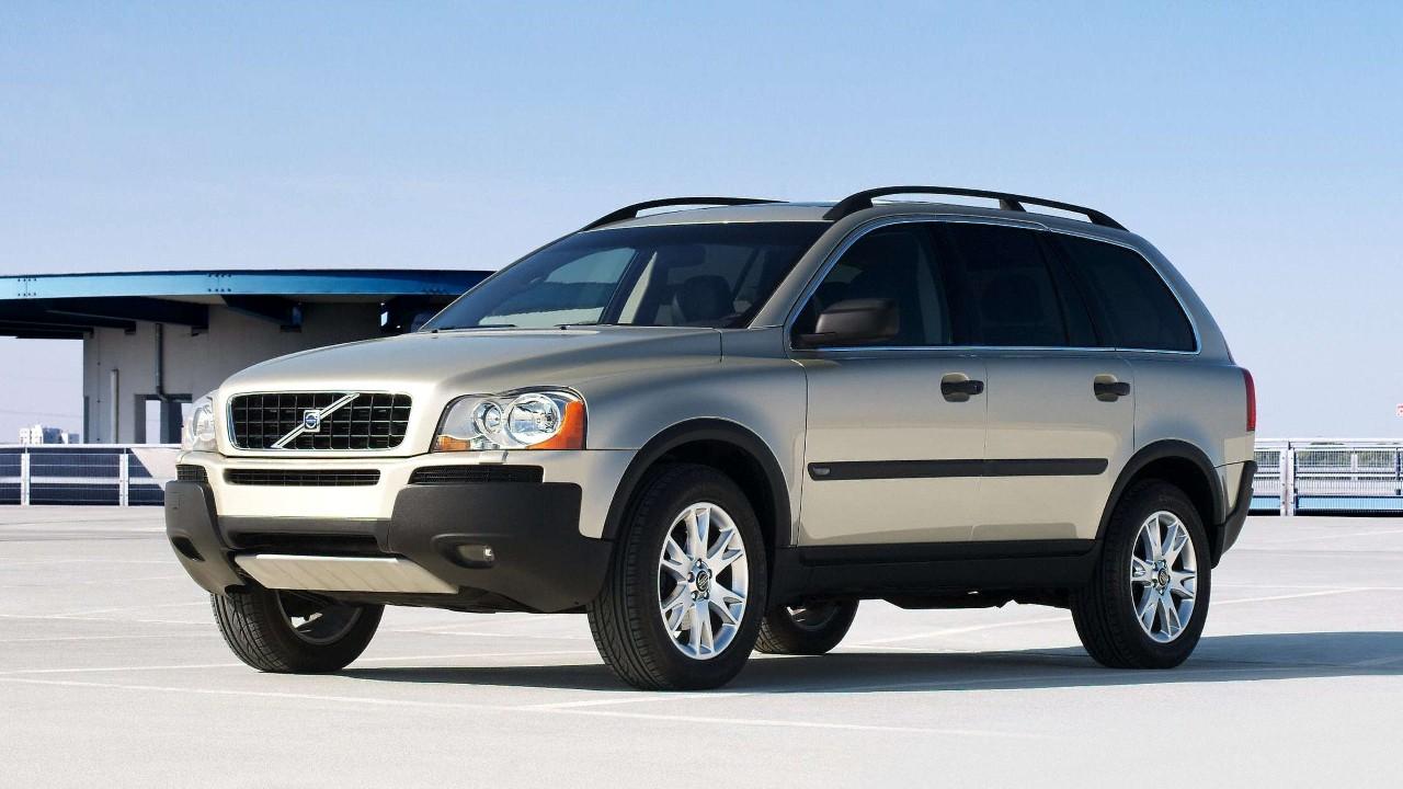Первый внедорожник Volvo