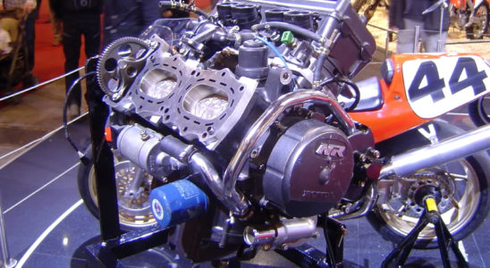 Как японцы двигатель с овальными поршнями изобрели