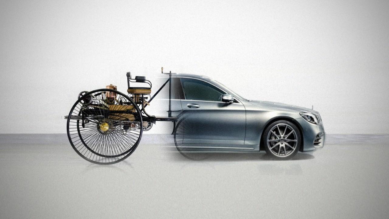 Эволюция автомобиля