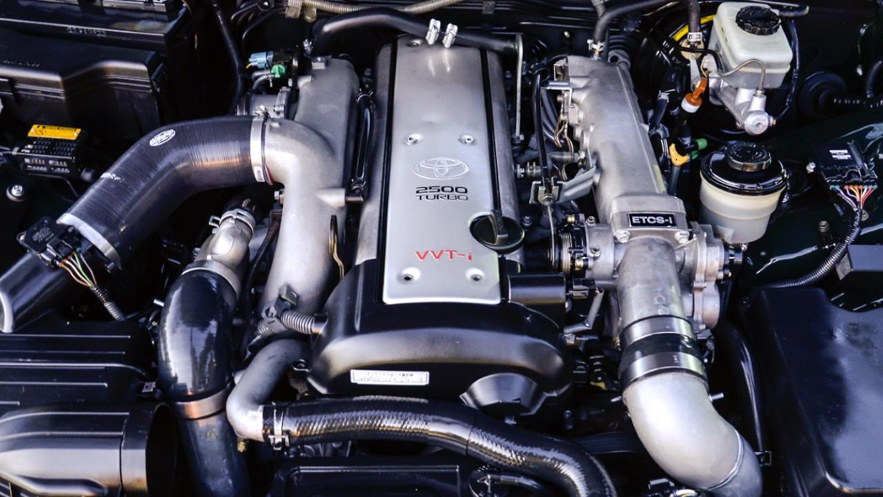 Двигатель Toyota 1JZ-GTE