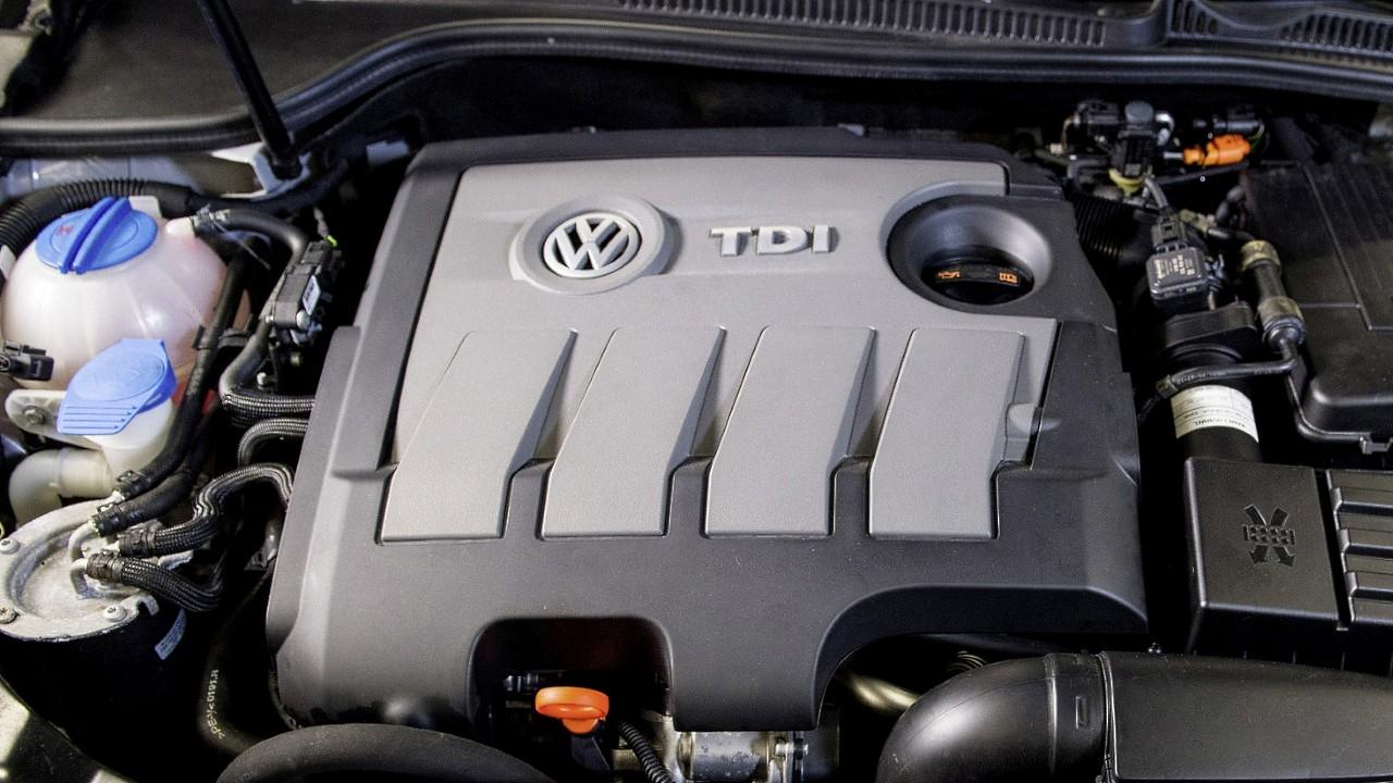 Двигатель Volkswagen