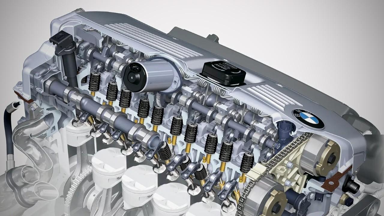 Двигатель BMW с Valvetronic