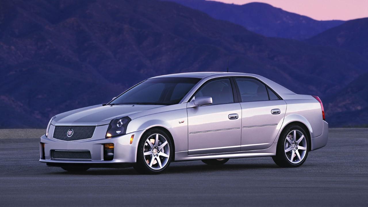 Первый в мире автомобиль с жидкостной электромагнитной адаптивной подвеской Cadillac STS