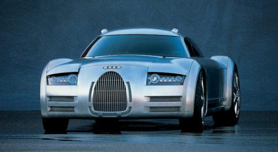Самый некрасивый автомобиль Audi