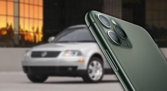 Автомобили, которые стоят дешевле iPhone 11