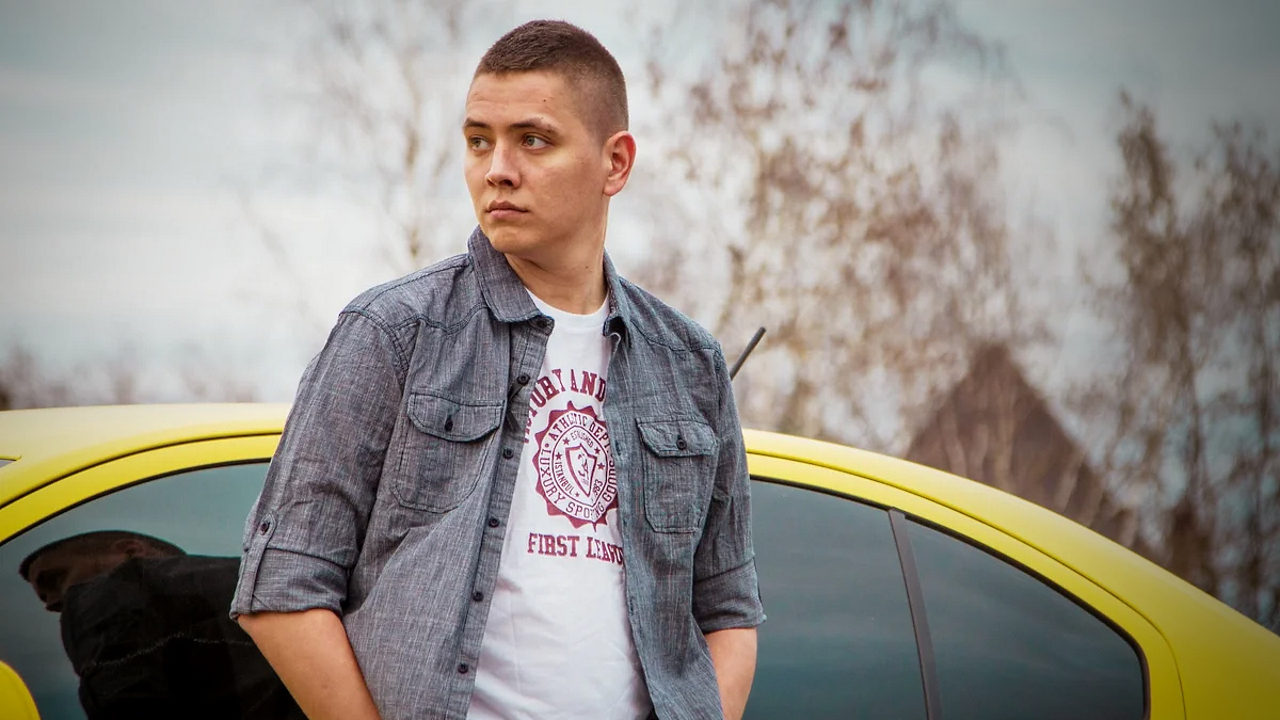 Блогер Ильдар Сибгатуллин