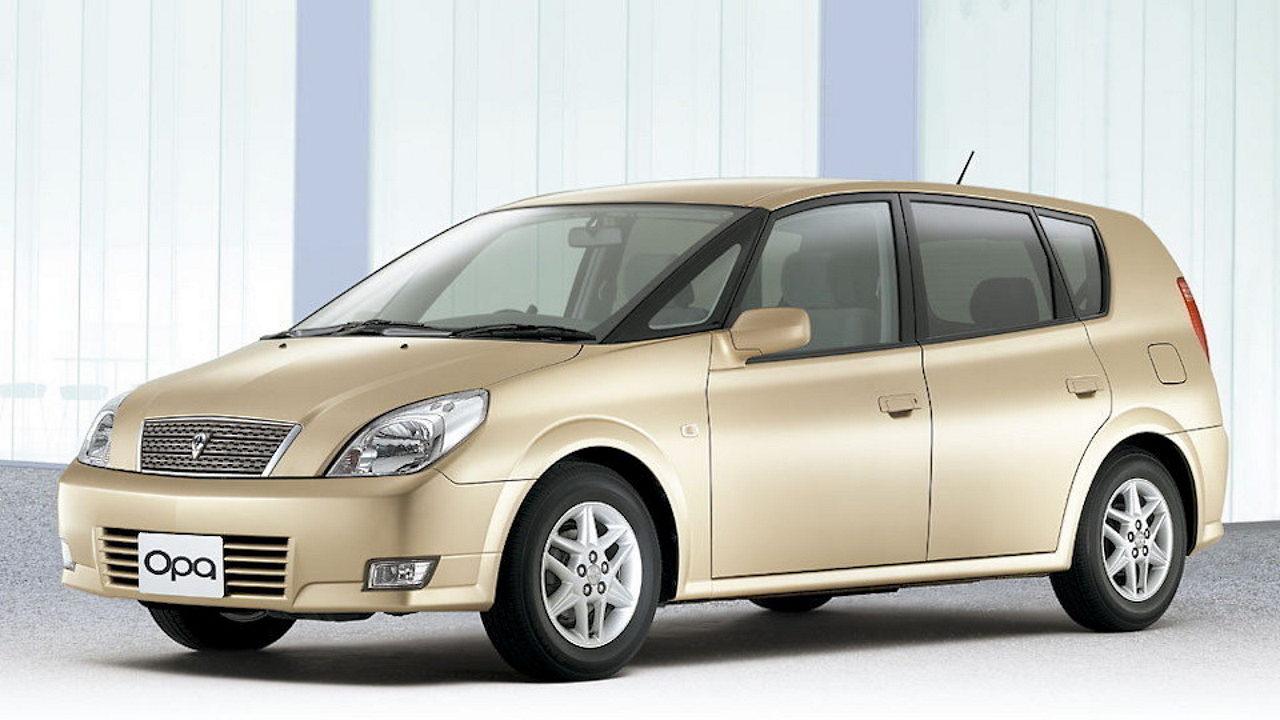 10 очень редких автомобилей Toyota