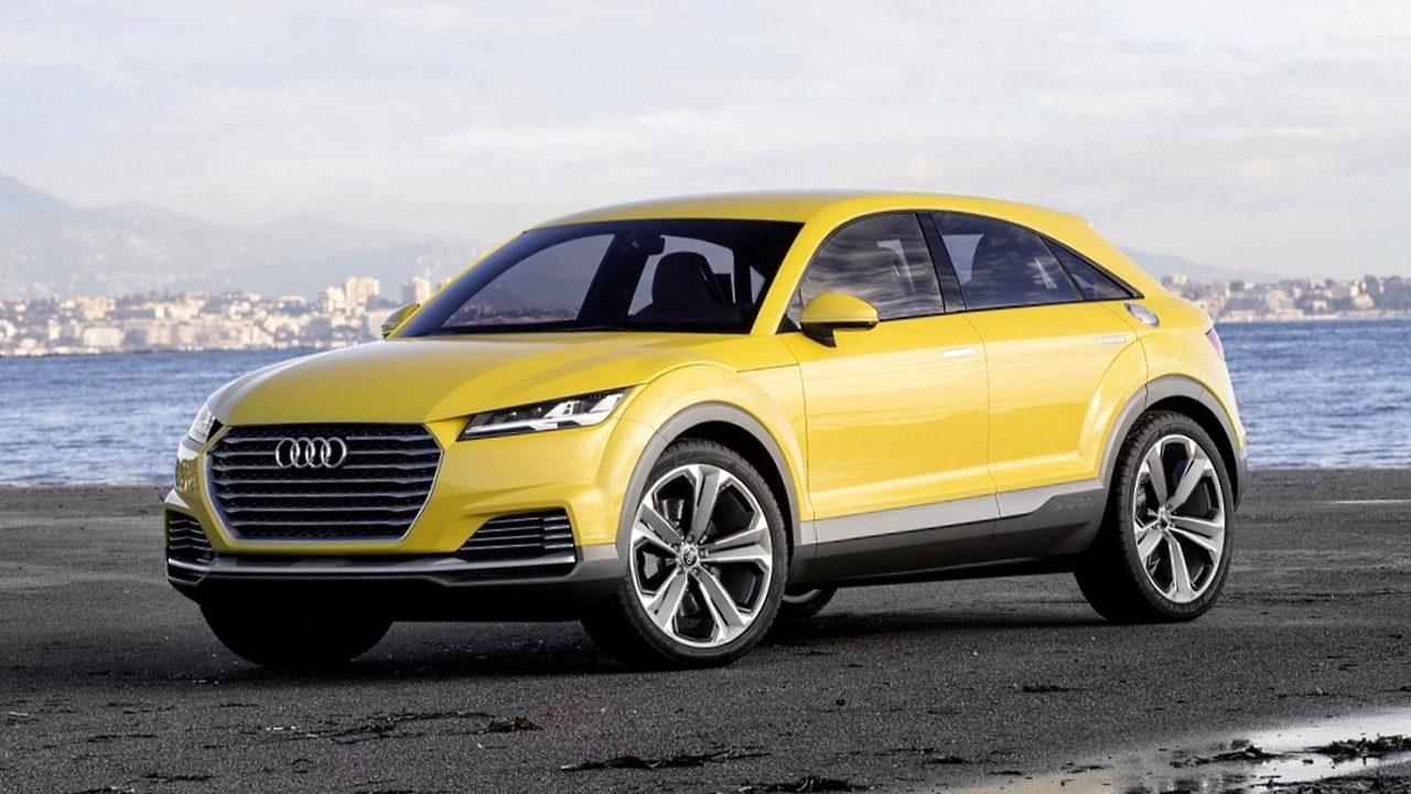 Audi Q6 Coupe 2020