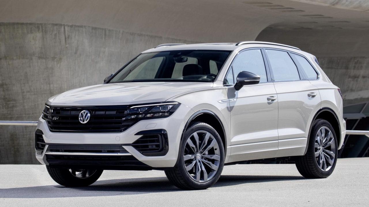 Volkswagen Touareg R-Line 2020