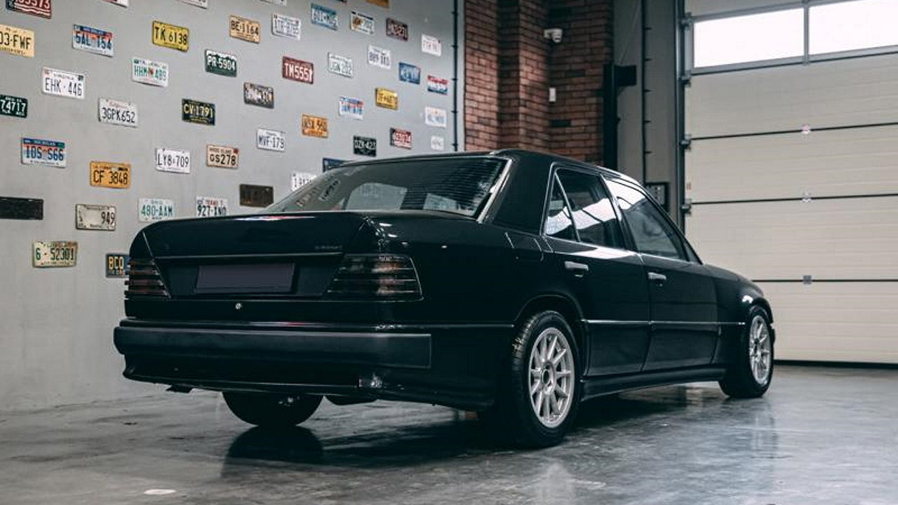 Mercedes-Benz Hartge