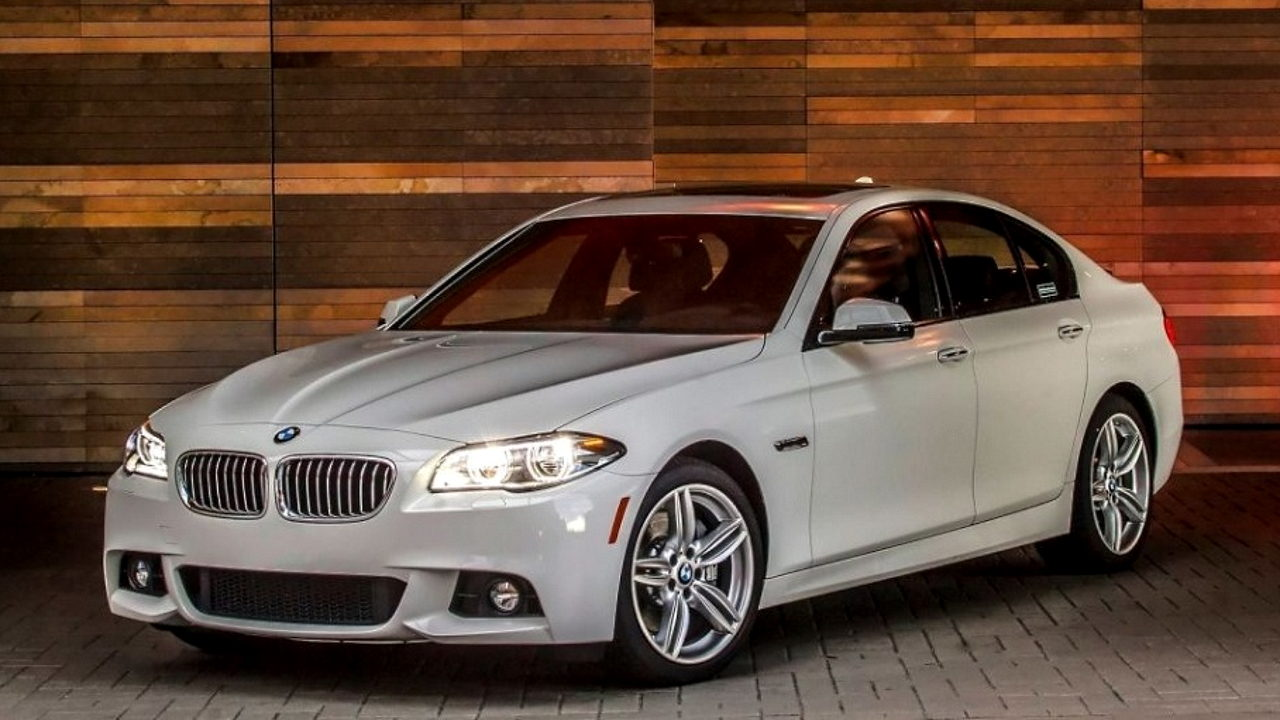 Подержанный автомобиль BMW 5-Series (F10)