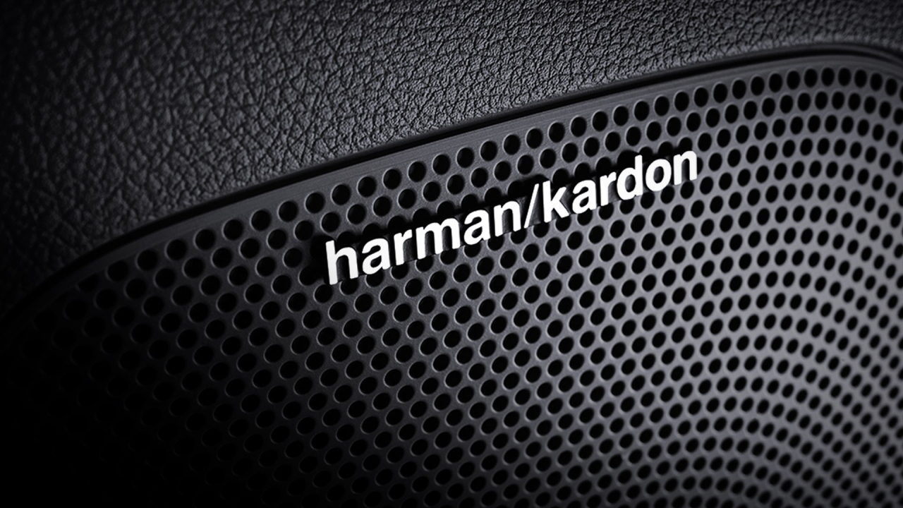 Автомобильная аудиосистема Harman/Kardon