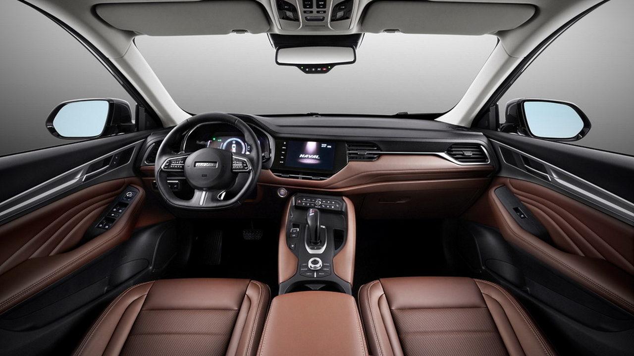 Китайский аналог BMW X6, только стоит в три раза дешевле