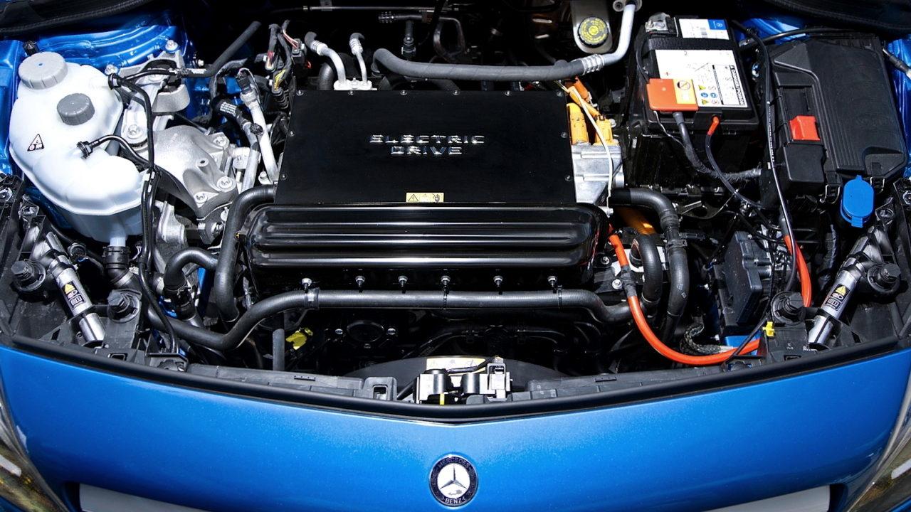 Электродвигатель Mercedes-Benz