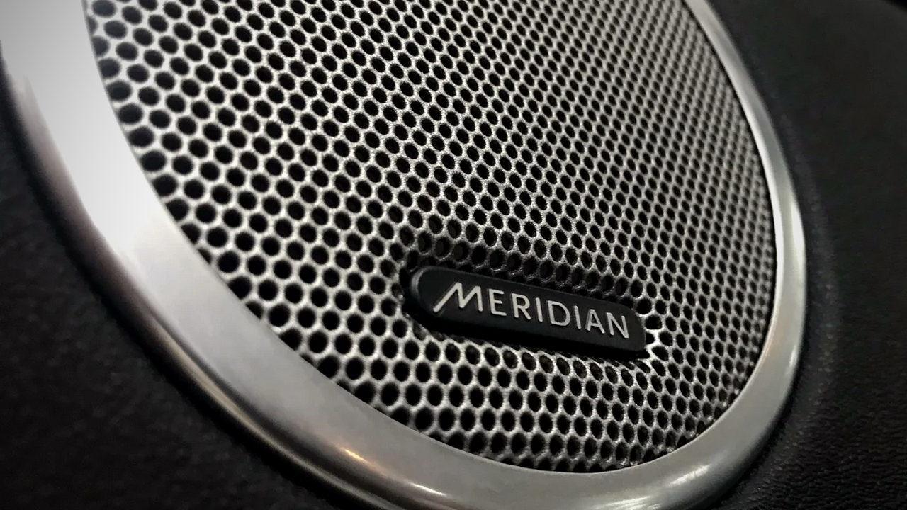 Автомобильная аудиосистема Meridian