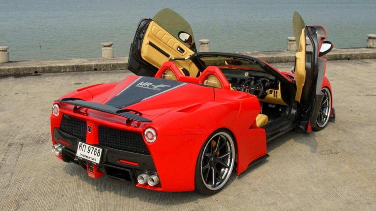 Реплика Ferrari LaFerrari