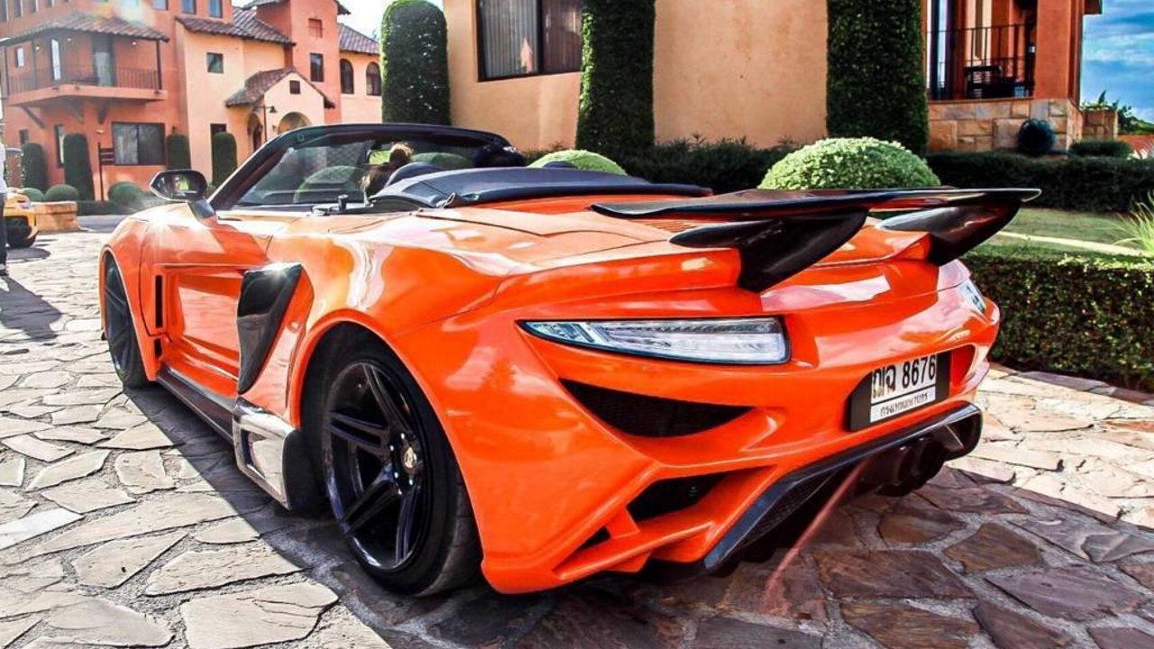 Реплика Lamborghini Aventador