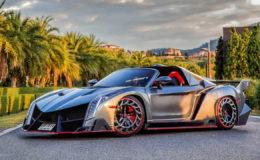 Как в Таиланде японские автомобили превращают в итальянские и немецкие