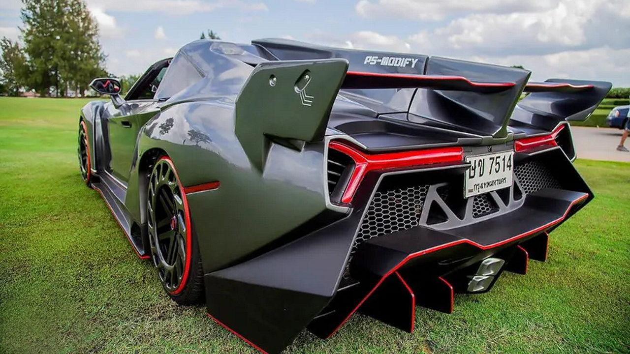 Реплика Lamborghini Veneno