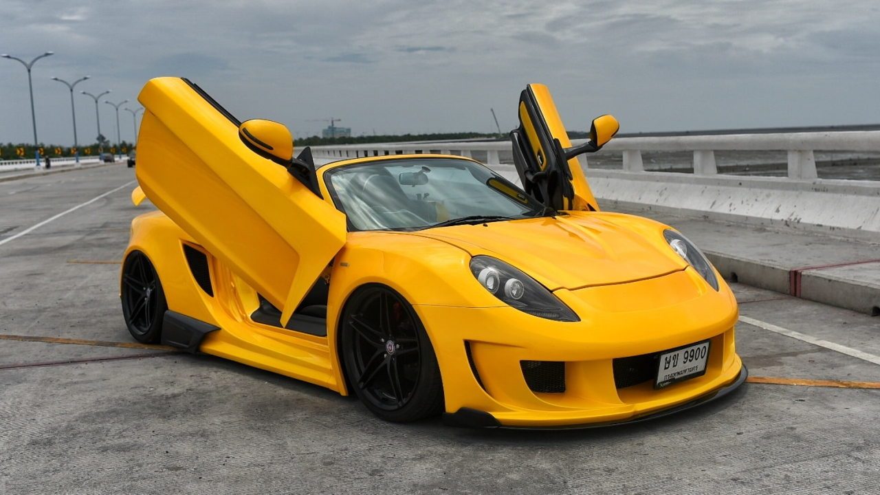 Реплика Porsche Carrera GT