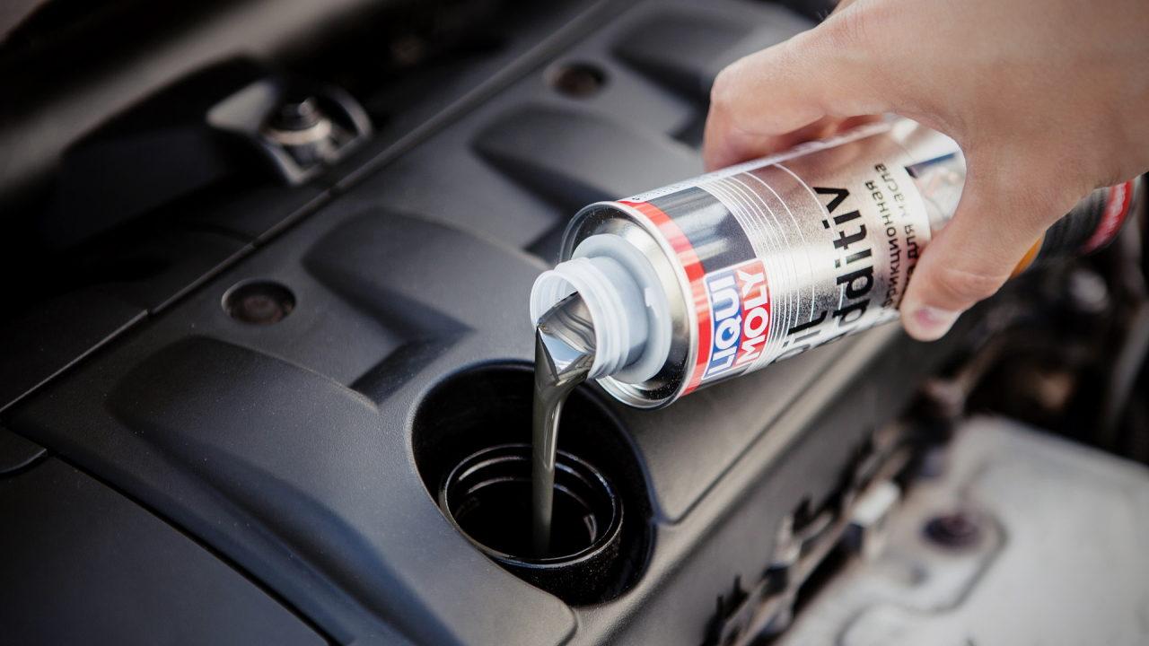 Присадка для моторного масла Liqui Moly Oil Additiv