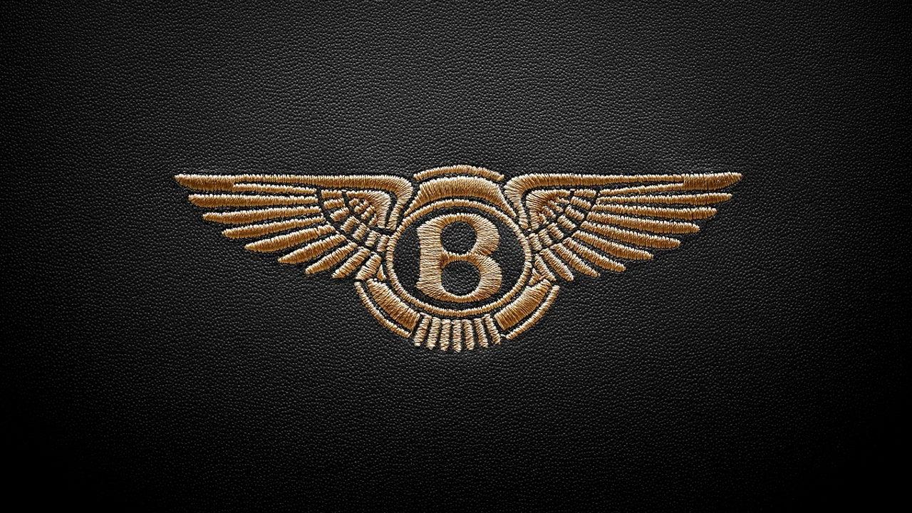 Вышитый логотип Bentley