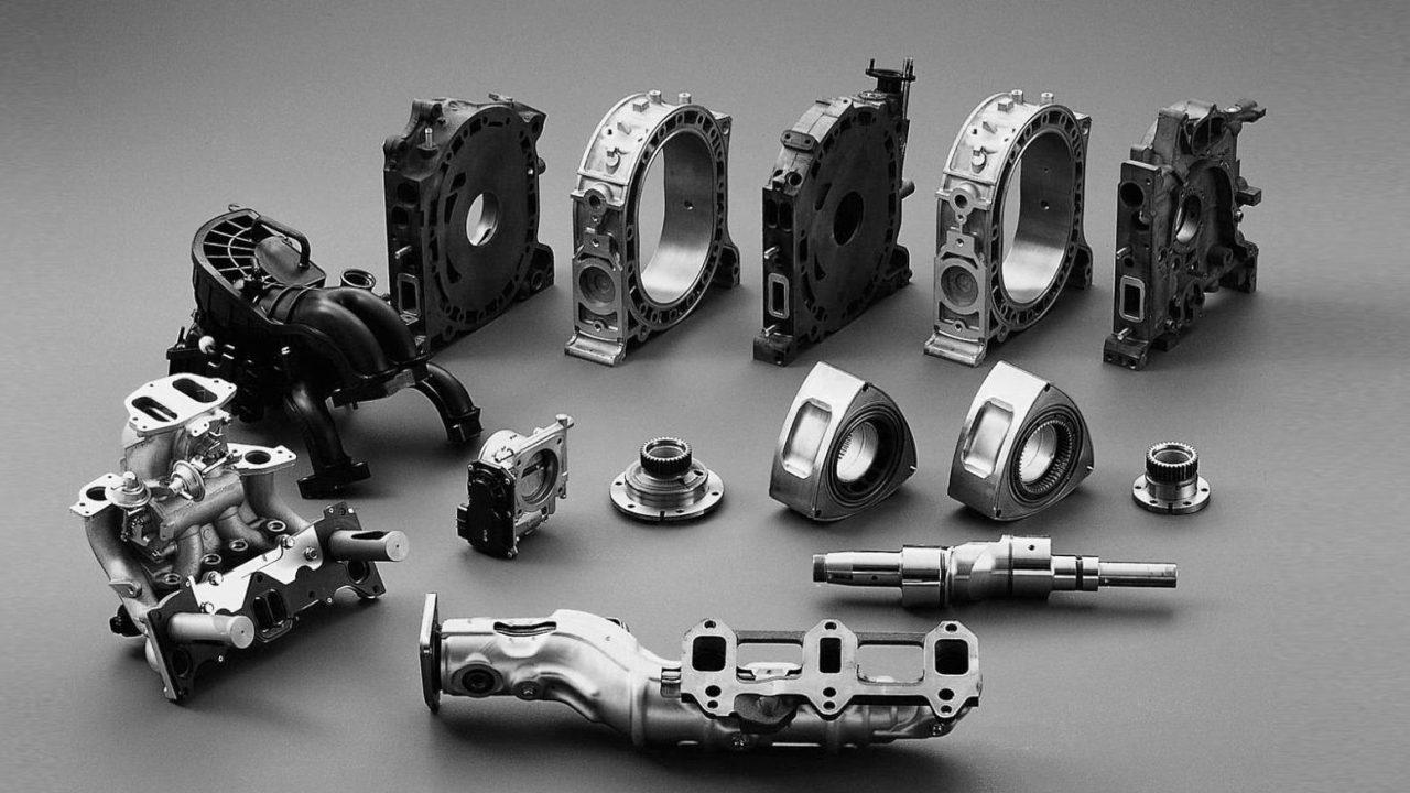 Самые необычные двигатели в истории автомобилестроения