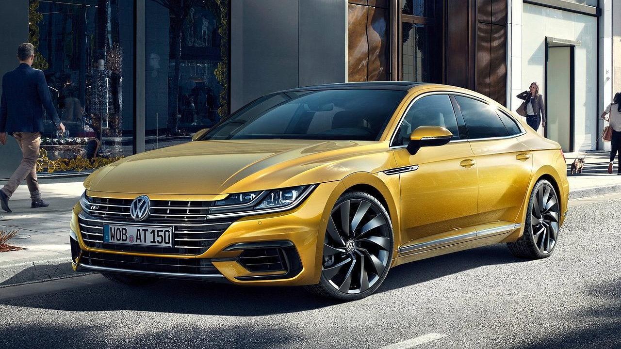 Volkswagen Arteon не продаётся в России