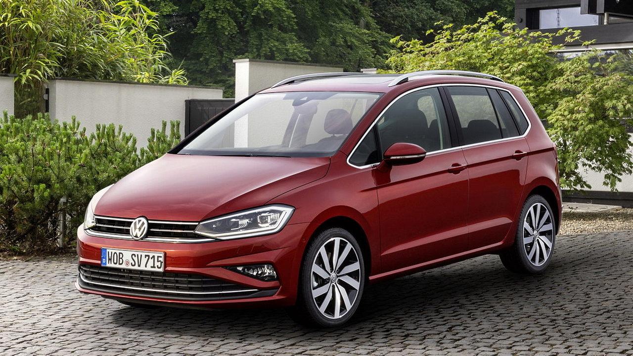 Volkswagen Golf Sportsvan не продаётся в России