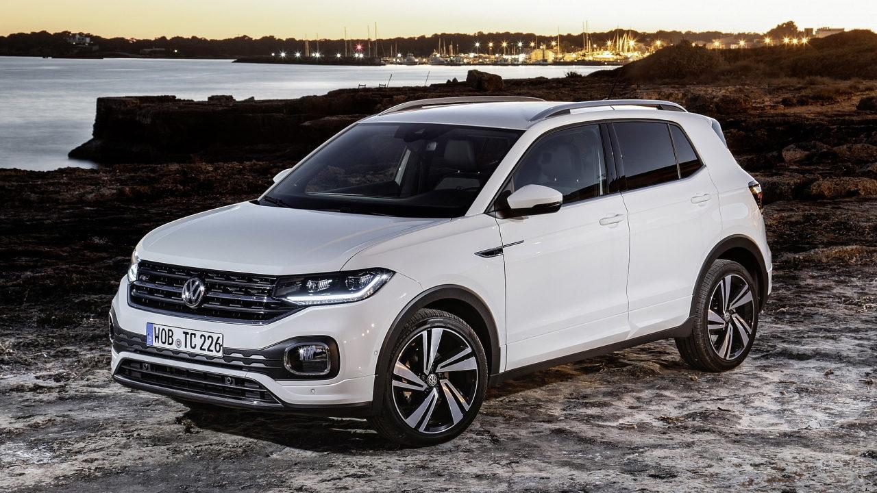 Volkswagen T-Cross не продаётся в России