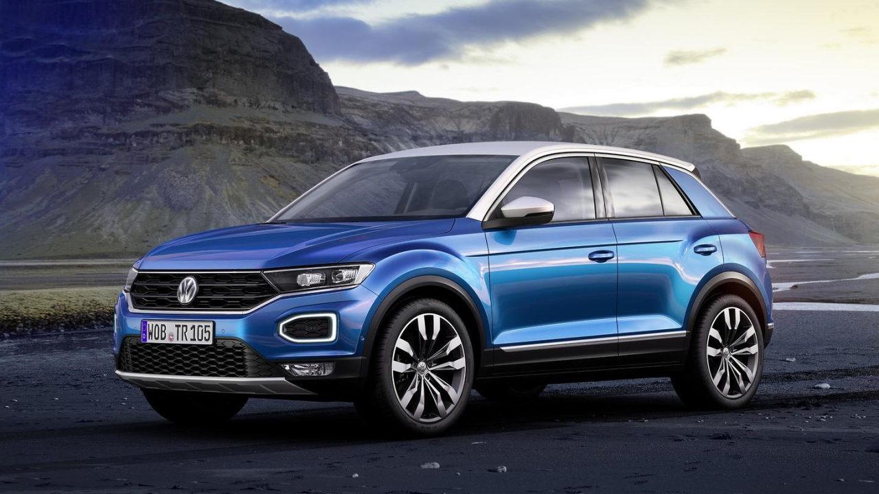 Volkswagen T-Roc не продаётся в России